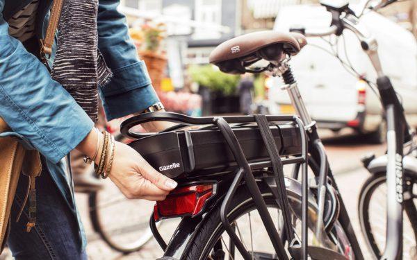 Electrische fiets Jellema Ferwert